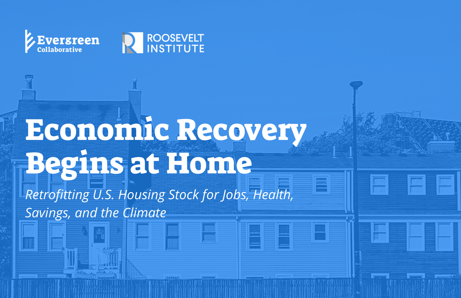 photo of Economic Recovery Begins at Home