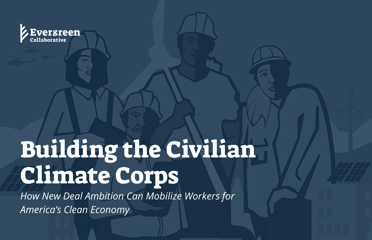 photo of  Building the Civilian Climate Corps