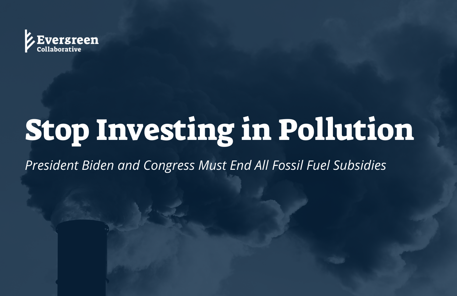 photo of Stop Investing in Pollution